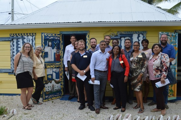 Final seminar of 2018 sees Class learn more about Cayman 'Culture & Heritage'