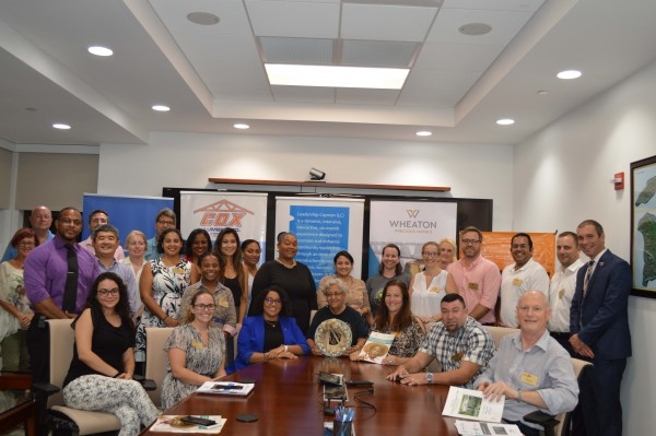 Leadership Cayman Class learn more about Cayman 'Culture & Heritage'