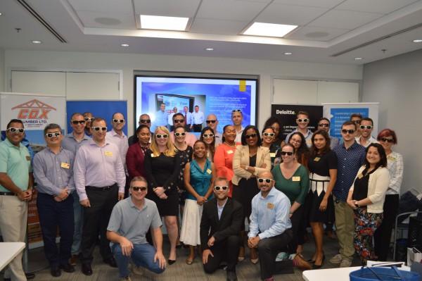 Deloitte Sponsors Leadership Cayman's 'Financial Services' Seminar