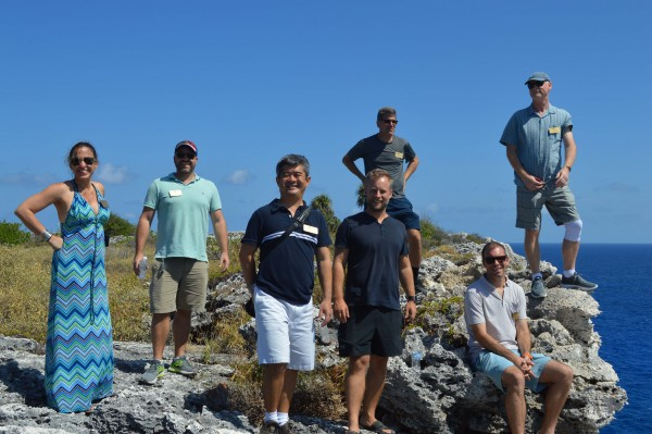 Leadership Cayman Class Gain Sister Island Perspective