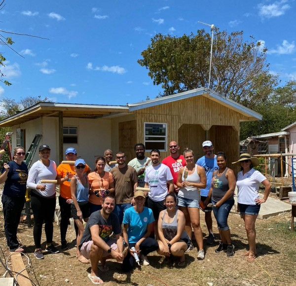 Leadership Cayman 2021 Partners with ARK for Class Project