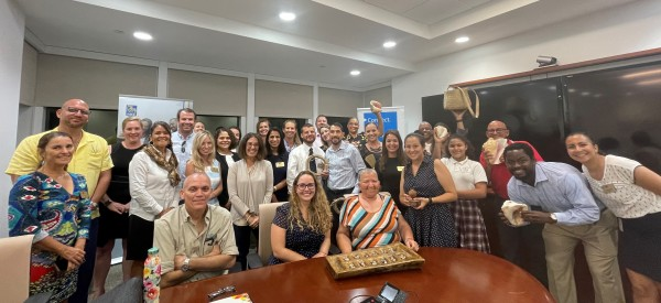 Leadership Cayman Class learn more about Cayman's 'Culture & Heritage'