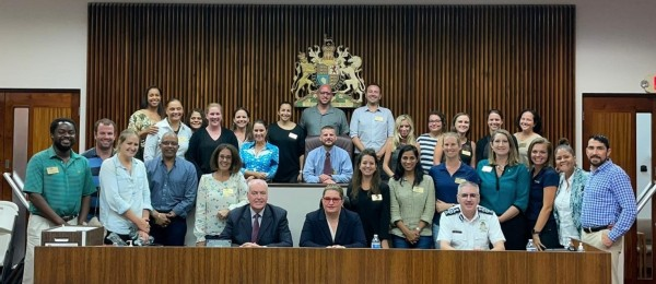 Leadership Cayman Explores the Criminal Justice System