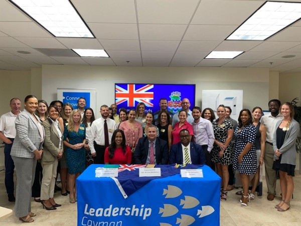 Leadership Cayman looks at the Cayman Islands Government