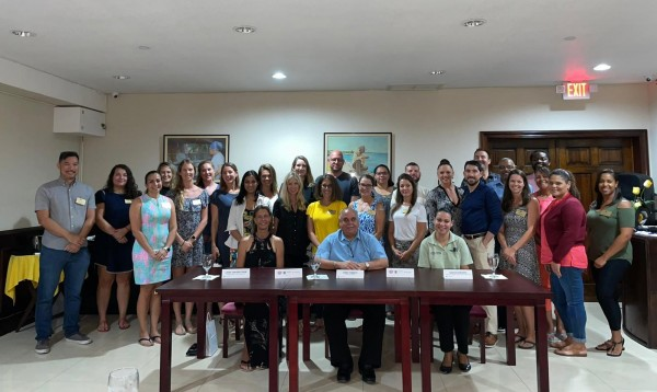 Leadership Cayman Class Gain Sister Islands Perspective